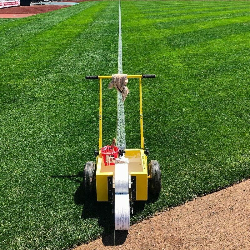 Baseball Line Marking Machine