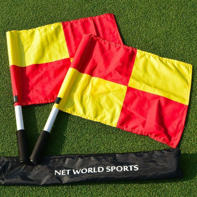 Football Linesmans Flags