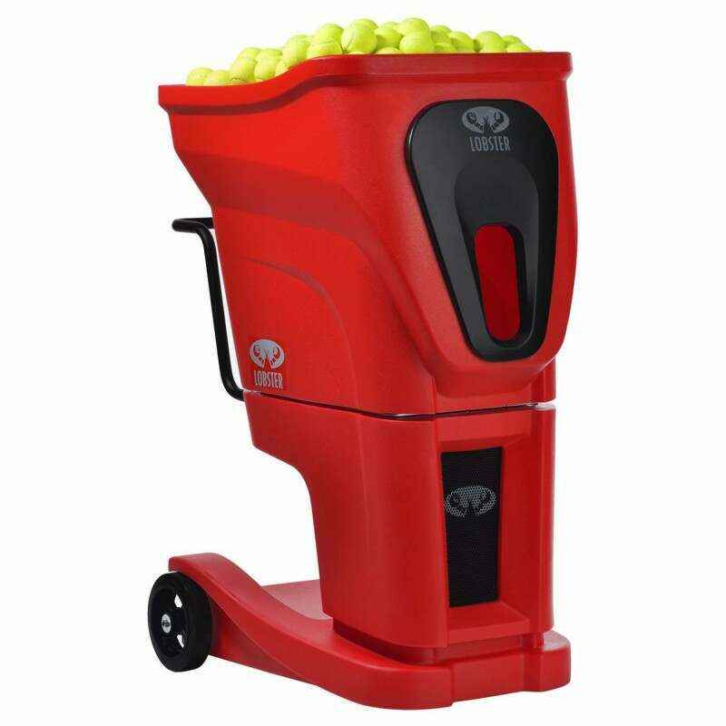 Lobster® Phenom | Lobster Tennis Ball Machines | Tennis Ball Launchers | Net World Sports