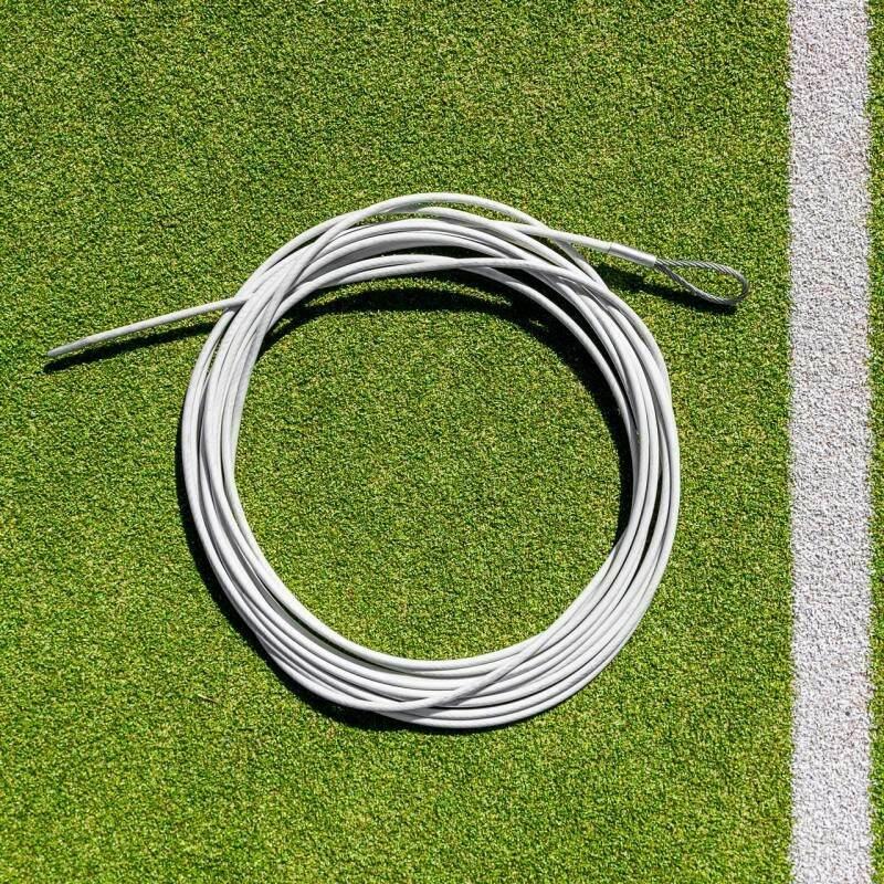 Loop & Pin Tennis Net Headline Wire Cable | Net World Sports