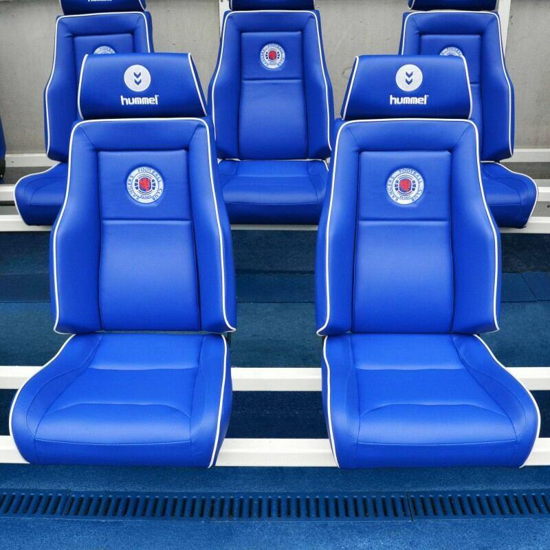 Ranges Stadium Seats