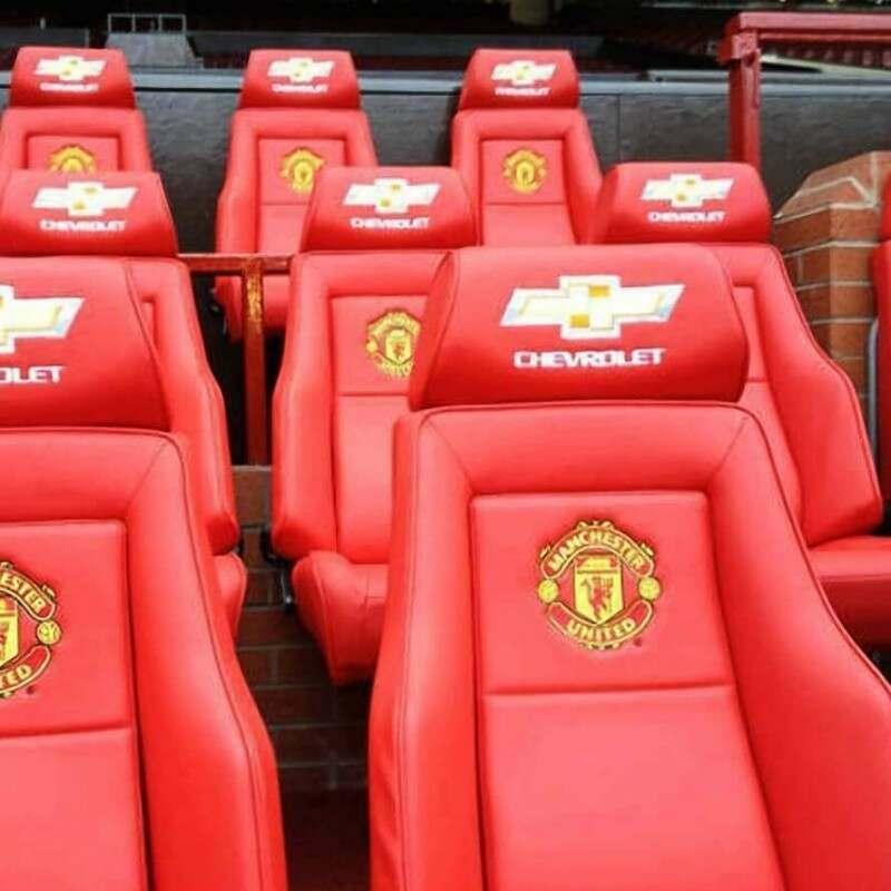 Crackproof Football Stadium Chairs