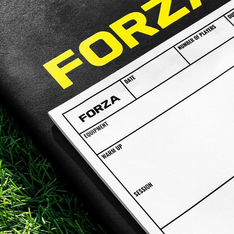 Football Coaching Tactics Folder