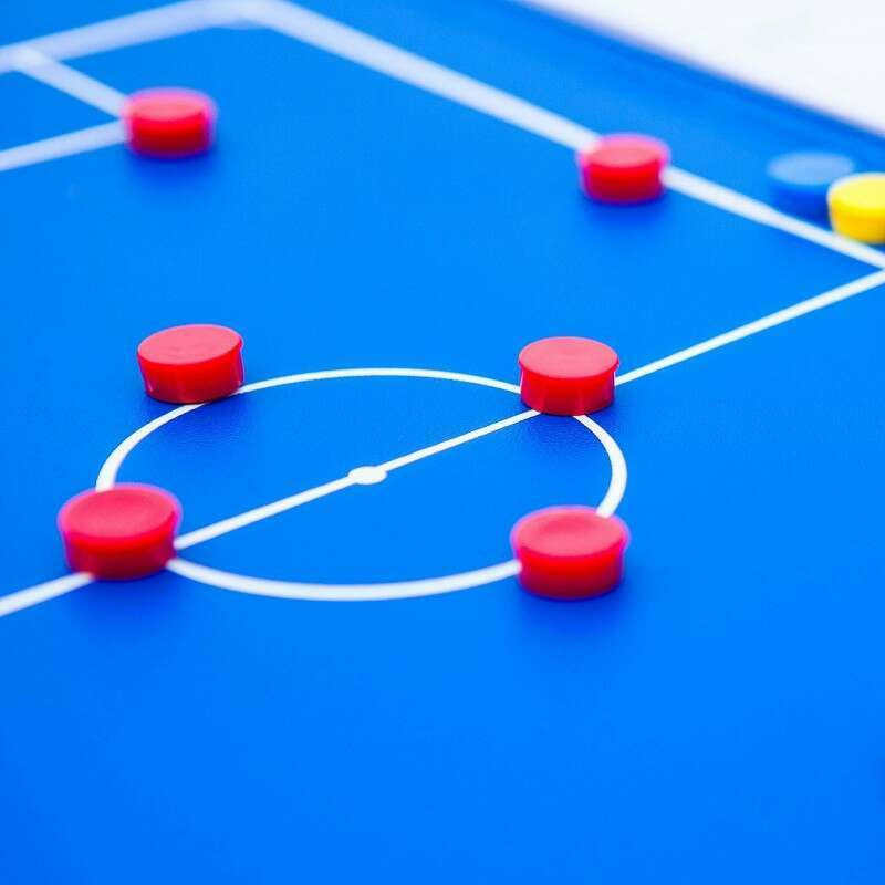 Best Soccer Tactics Folder