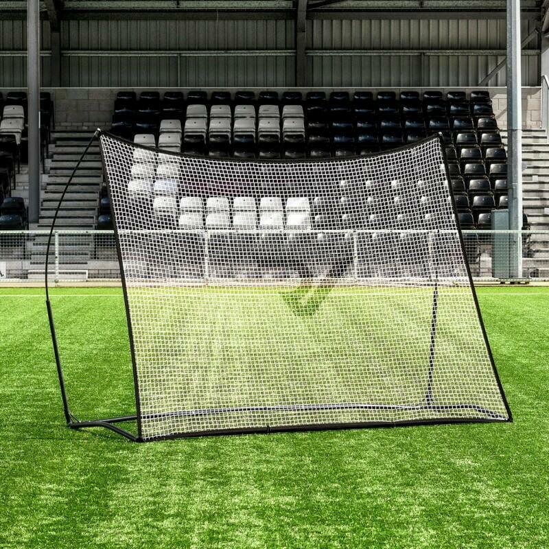 RapidFire Pop-Up Football Rebounder | Net World Sports