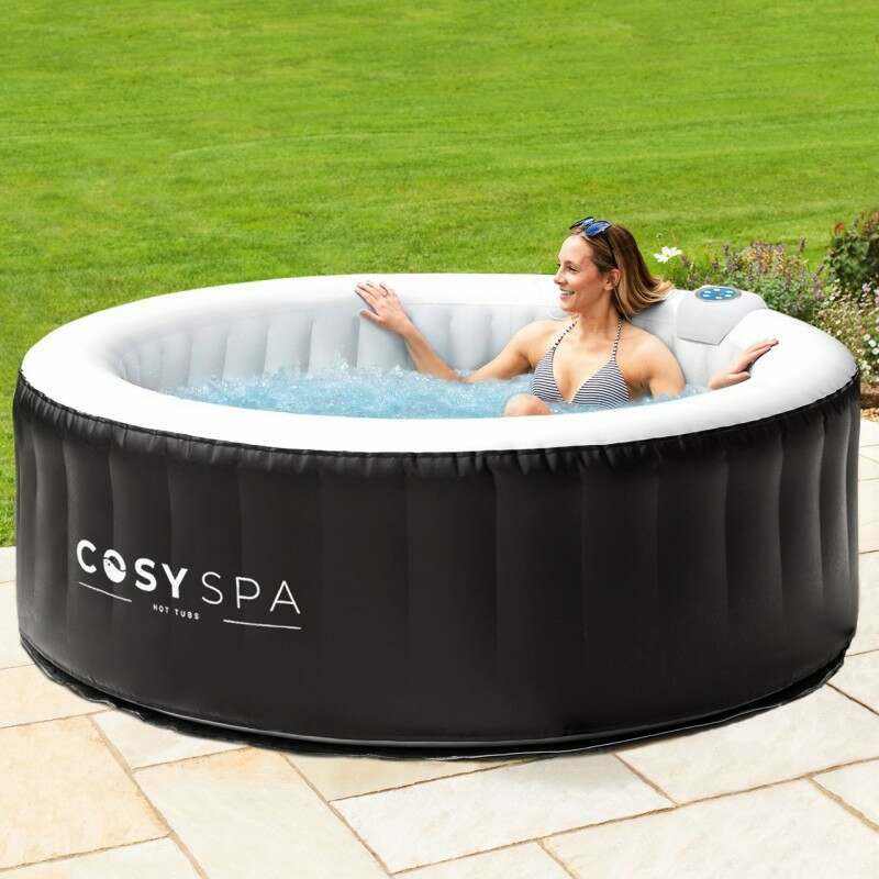 CosySpa Inflatable Hot Tub Spa [Jacuzzi]   Net World Sports
