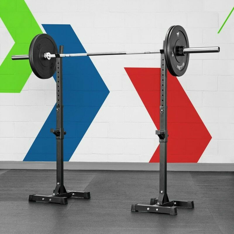 METIS Adjustable Squat Rack | Net World Sports