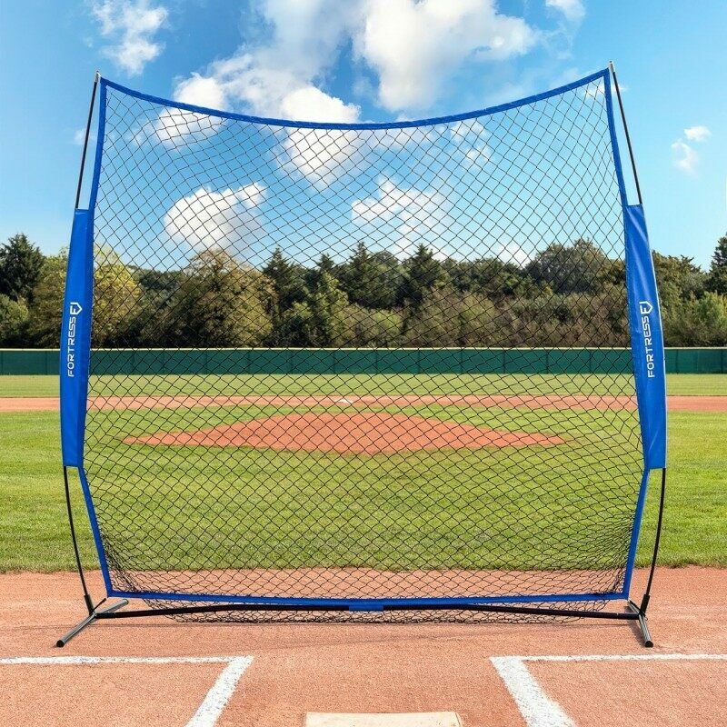 FORTRESS Portable Baseball Protective Screen | Net World Sports