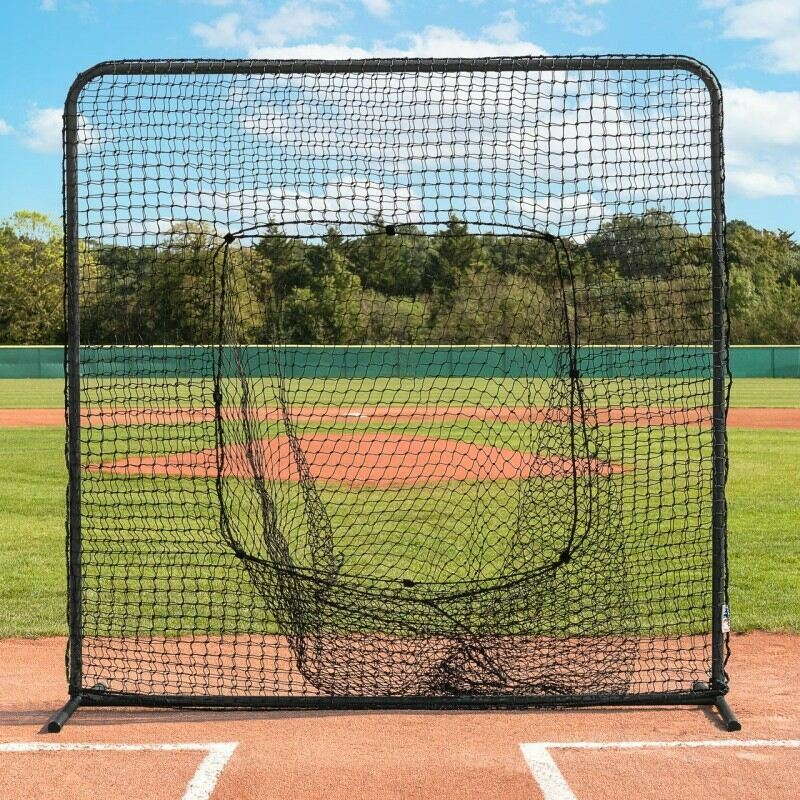 FORTRESS Baseball Sock Net Screen | Net World Sports