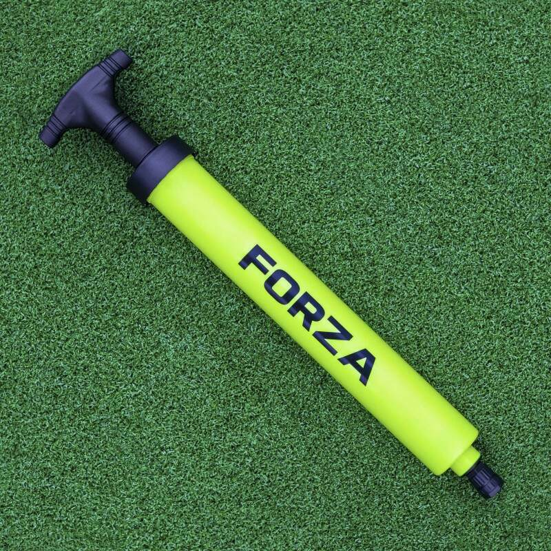 Dual Action Extendable Ball Pump /& Needle FORZA Pump That Ball/™