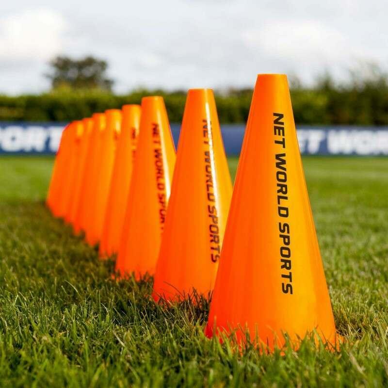 Marker Cones for Tennis Training