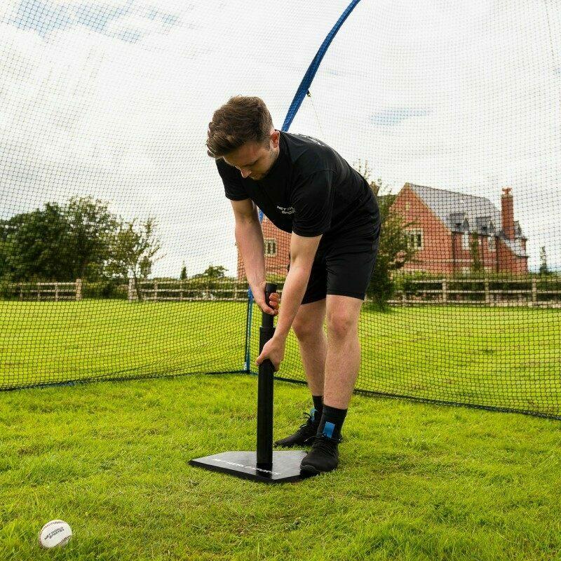 Softball Baseball Rrounders Skill Practice//Training Adjustable Batting Tee