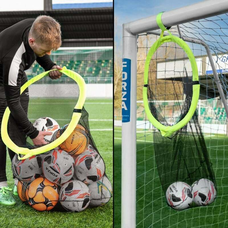 FORZA Football Target Net & Ball Bag | Net World Sports