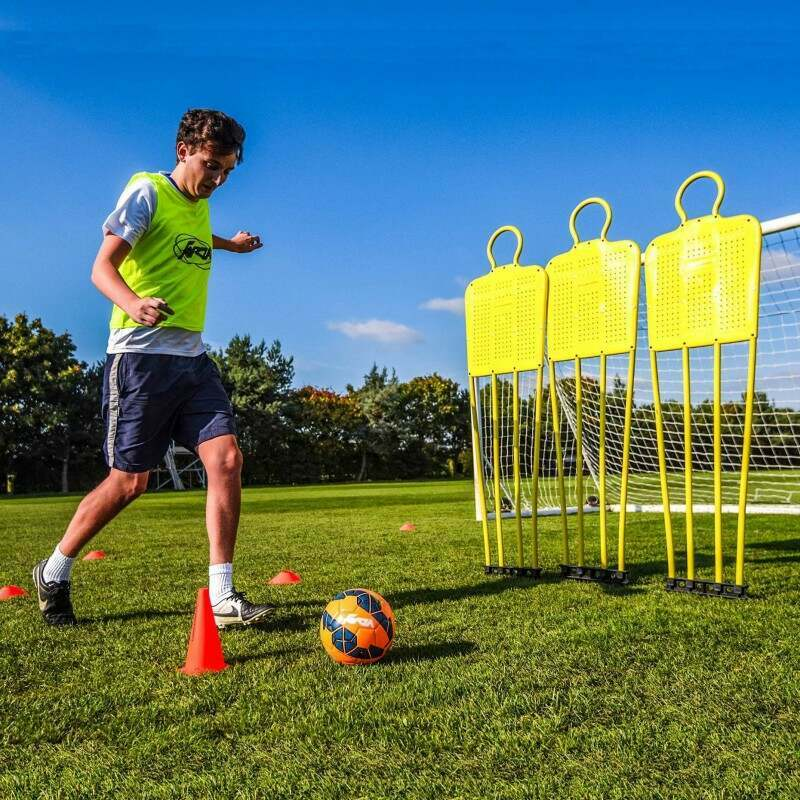 FORZA Soccer Free Kick Mannequin - Junior 5ft 4in [3 Pack]