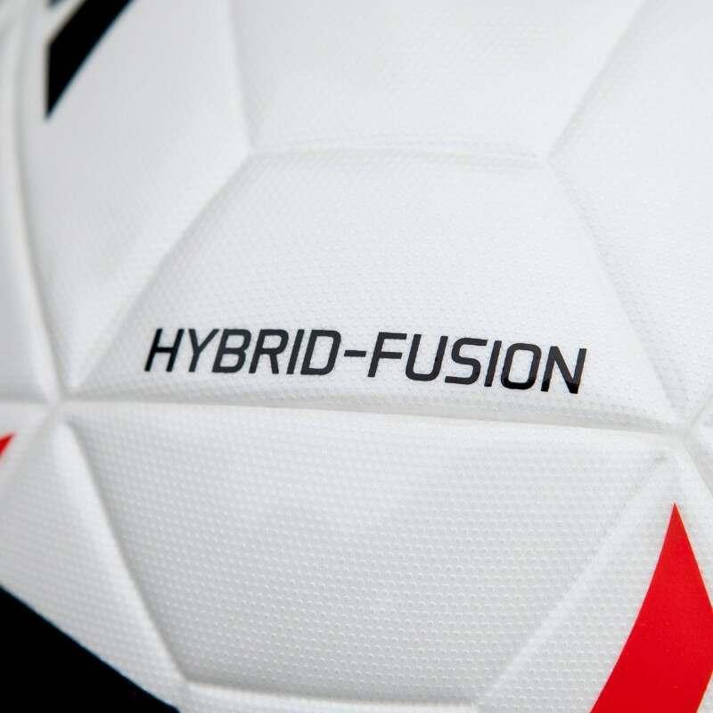 Hybrid-Fusion Dual Bonded Soccer Ball