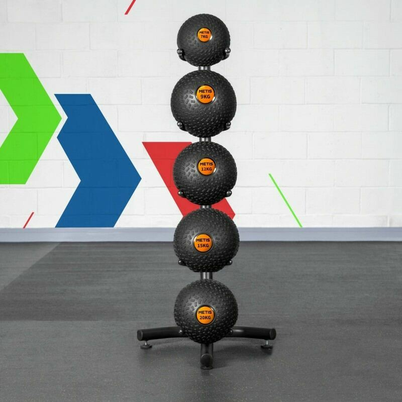 METIS Medicine Ball/Slam Ball Storage Rack| Net World Sports