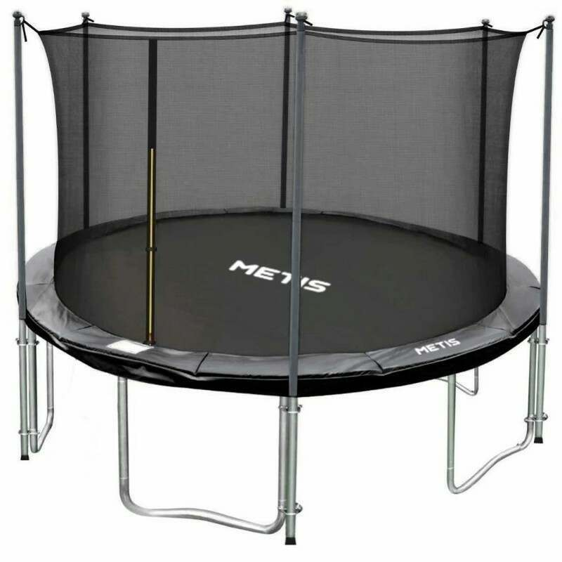 Metis Garden Trampoline | Net World Sports
