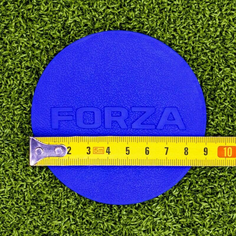 7 Inch FORA Flat Disc Marker Cones