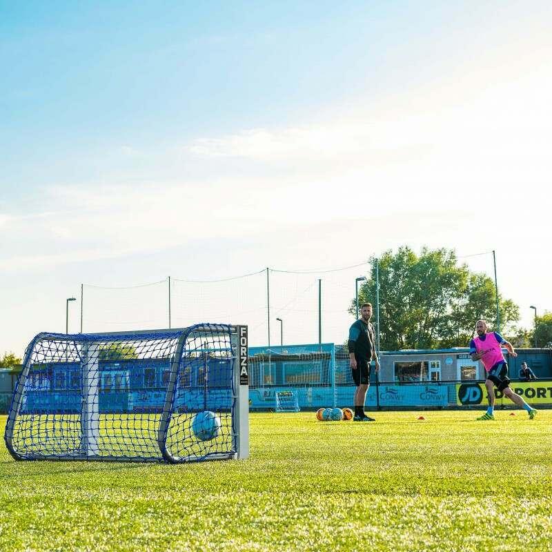 Aluminum Mini Soccer Goal For Training Drills