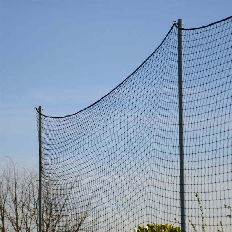 Replacement Mobile Back Stop Net - 40m x 6m