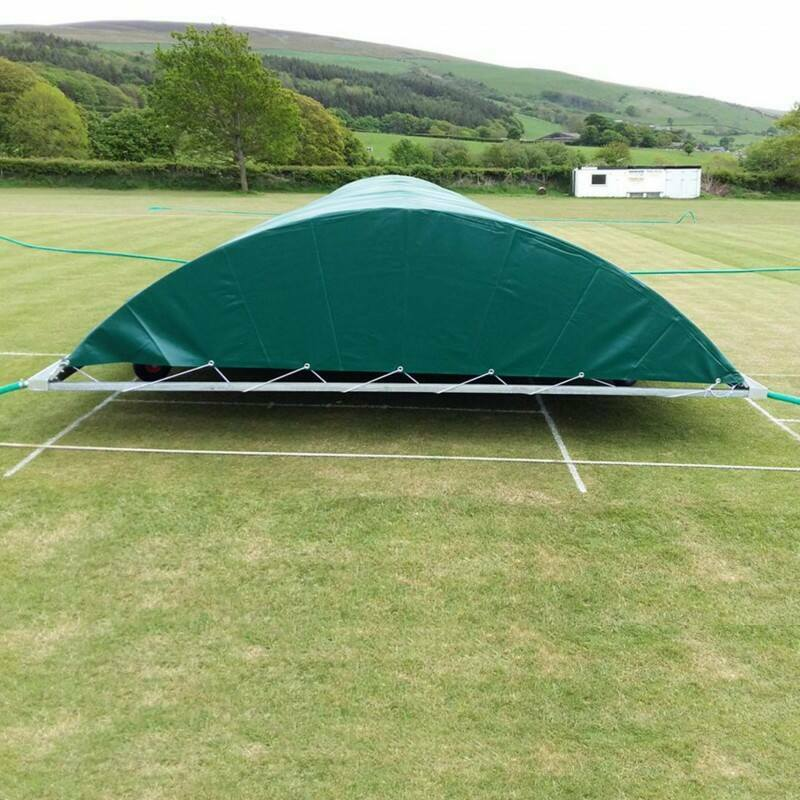 4m Wide Mobile Cricket Pitch Covers