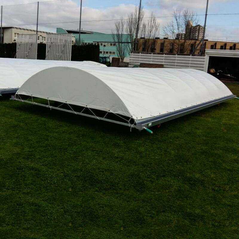 Durable PVC Cricket Pitch Covers