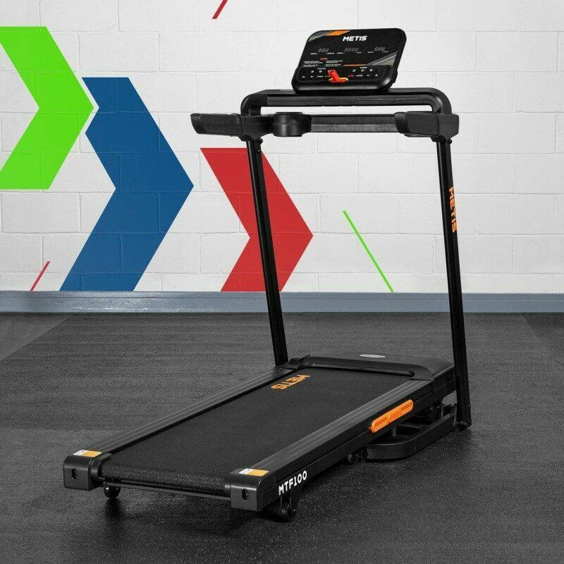 METIS MTF100 Treadmill   Net World Sports