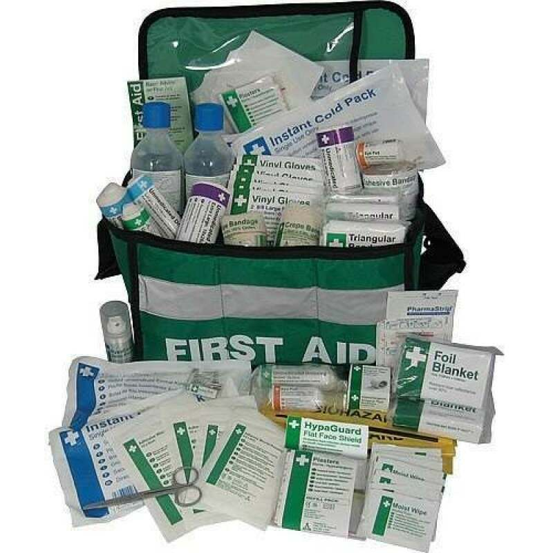 Multi Purpose Sports First Aid Kit (Refill Only) | Net World Sports