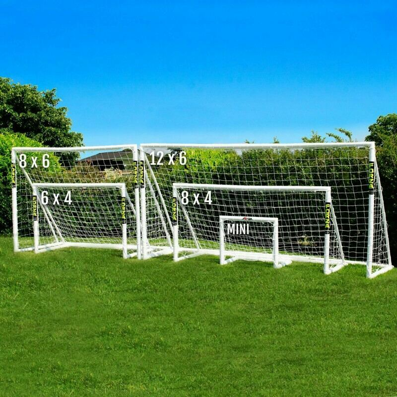 FORZA Goal Family - Choose Your Size | Soccer Goals