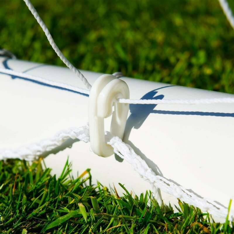 Easy To Assemble Goal Post   Net Clips