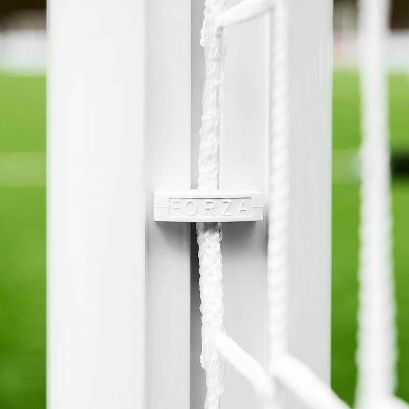 18.5 x 6.5 Stadium Box Soccer Goal For Juniors