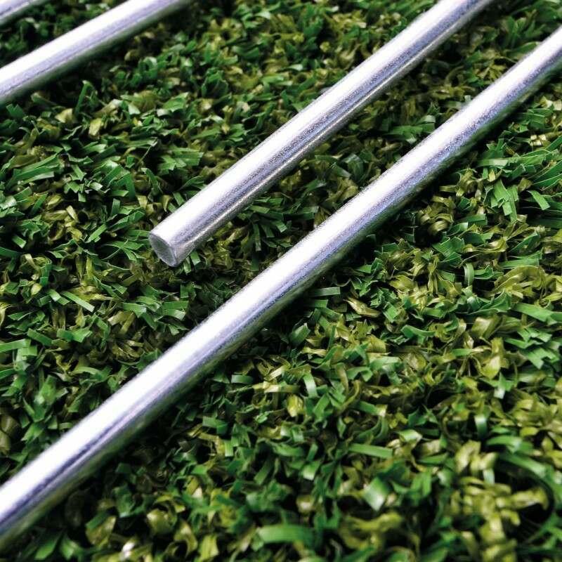 Galvanised Steel Cricket Net & Pole U-Pegs