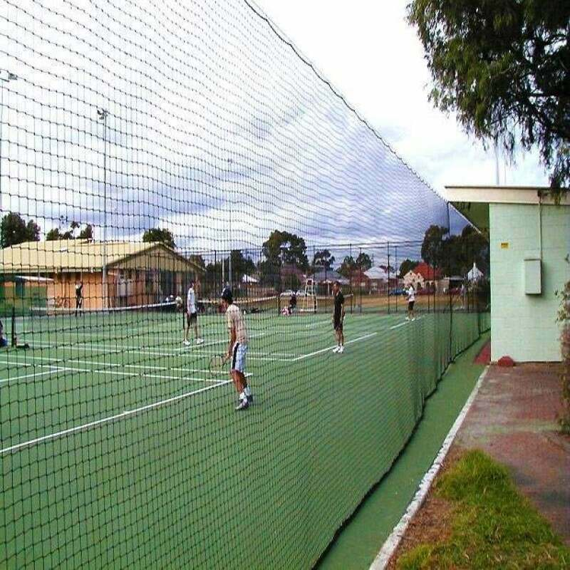 Pitch Divider Netting & Posts Package | Net World Sports