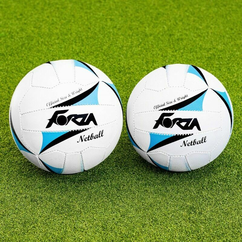 Size 5 Or 4 FORZA Match Netballs