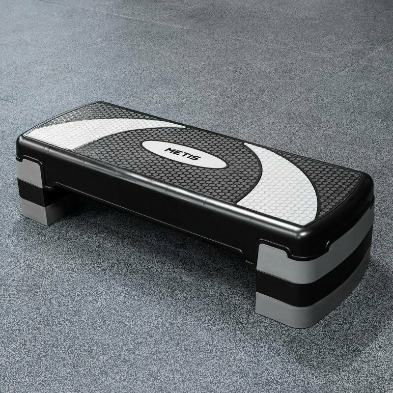 Metis Fitness Step | Exercise Stepper | Net World Sports