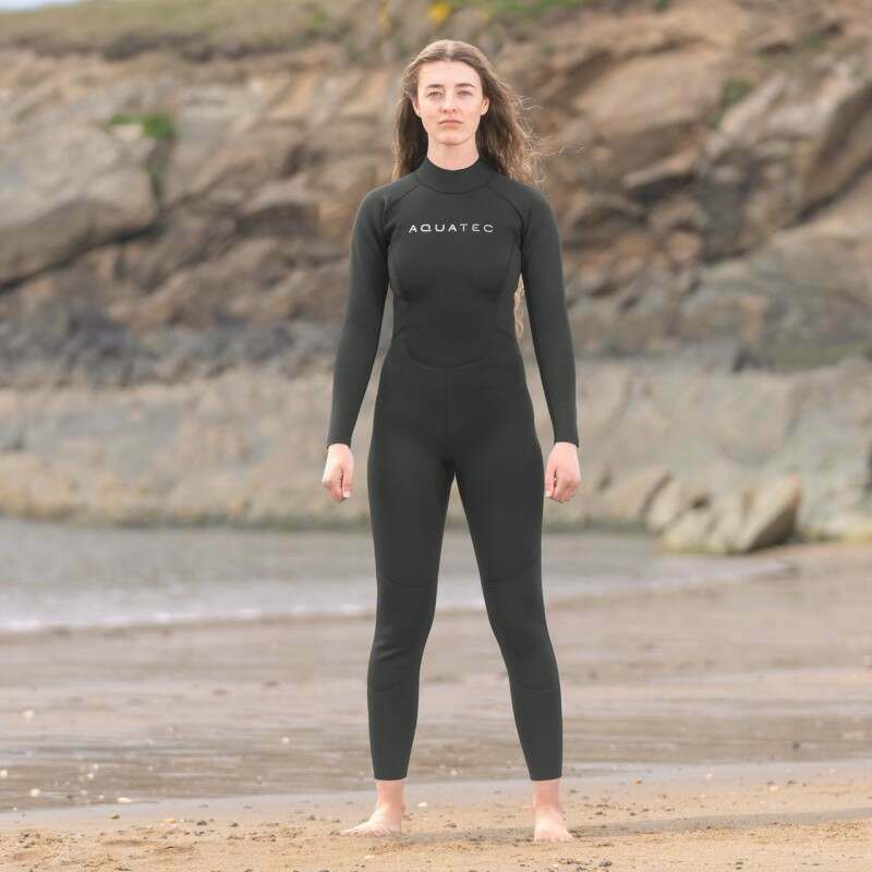AquaTec Beginner 2mm Women's Wetsuit | Net World Sports