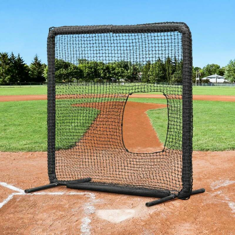 Softball Pitching Screen | Net World Sports