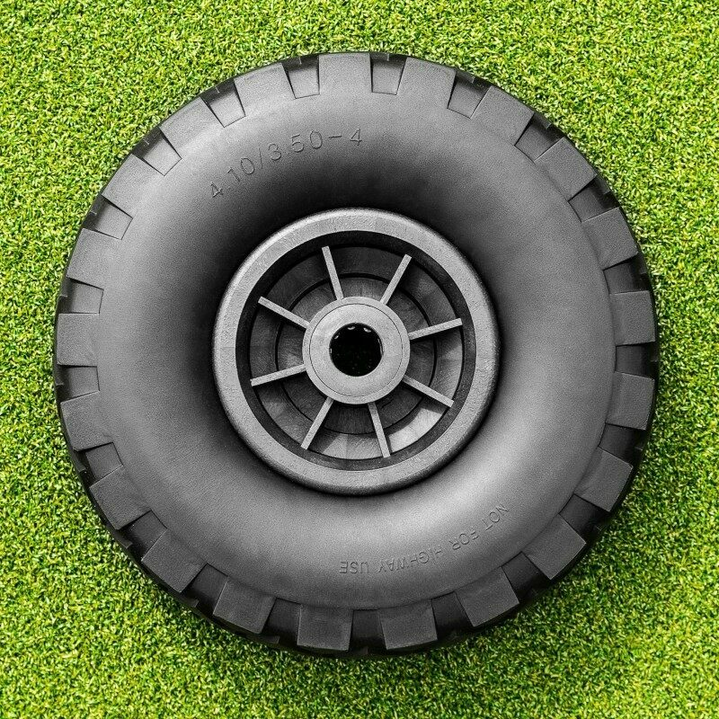 Puncture Proof Replacement Wheel For Hockey Goals