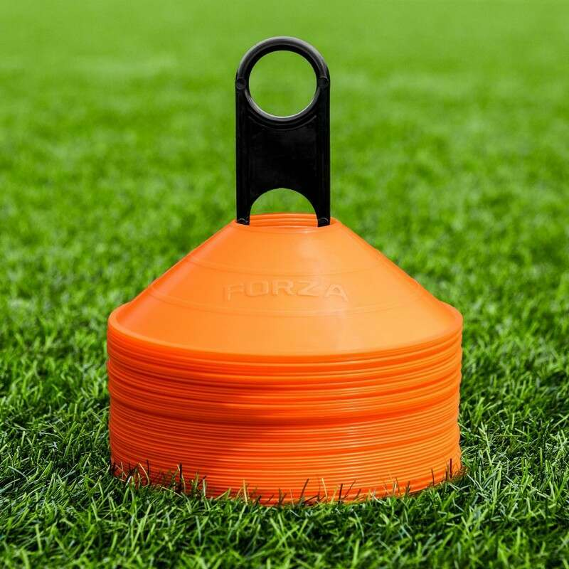 Orange American Football Training Marker Cones
