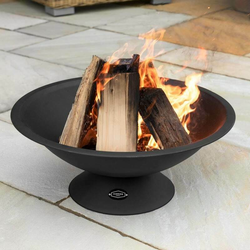 Harrier Woven Bronze Fire Pit | Net World Sports