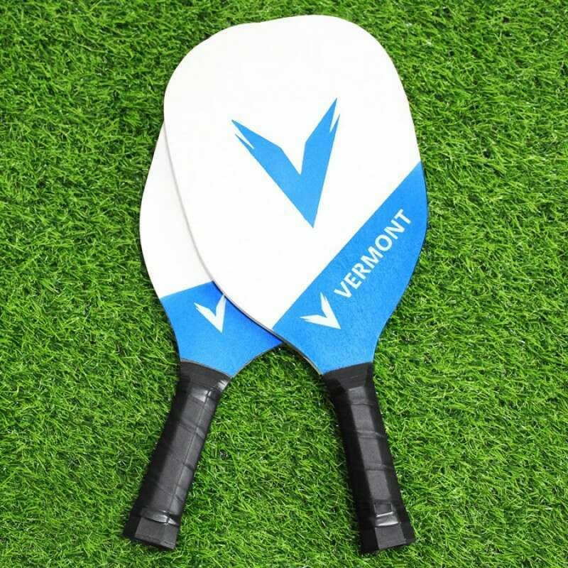 Vermont Wooden Pickleball Paddles [2x Rackets] | Net World Sports
