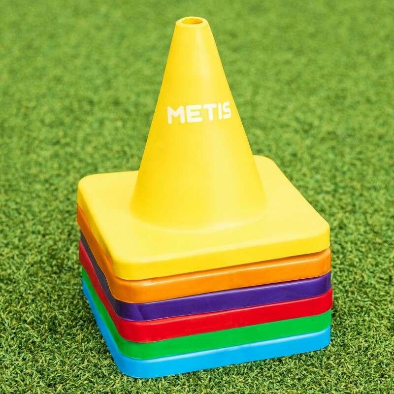 Flexible Training Cones [6 Pack] | Net World Sports