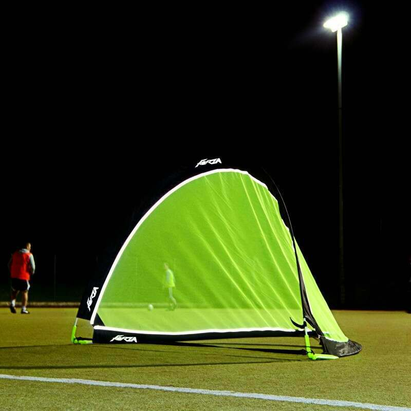 Night-Time Football Goals