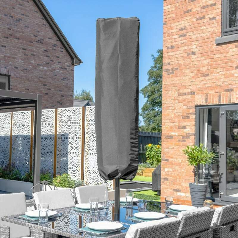 Harrier 4.6m Double Sided Parasol Cover   Net World Sports