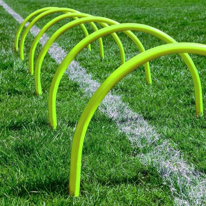 FORZA Football Training Passing Arcs