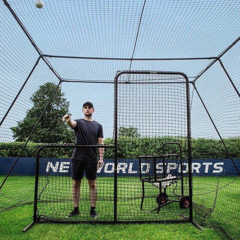 Replacement FORTRESS / Nimitz Baseball L-Screen Nets