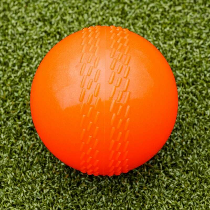 High-Visibility Fluro Orange Training Cricket Balls | Net World Sports