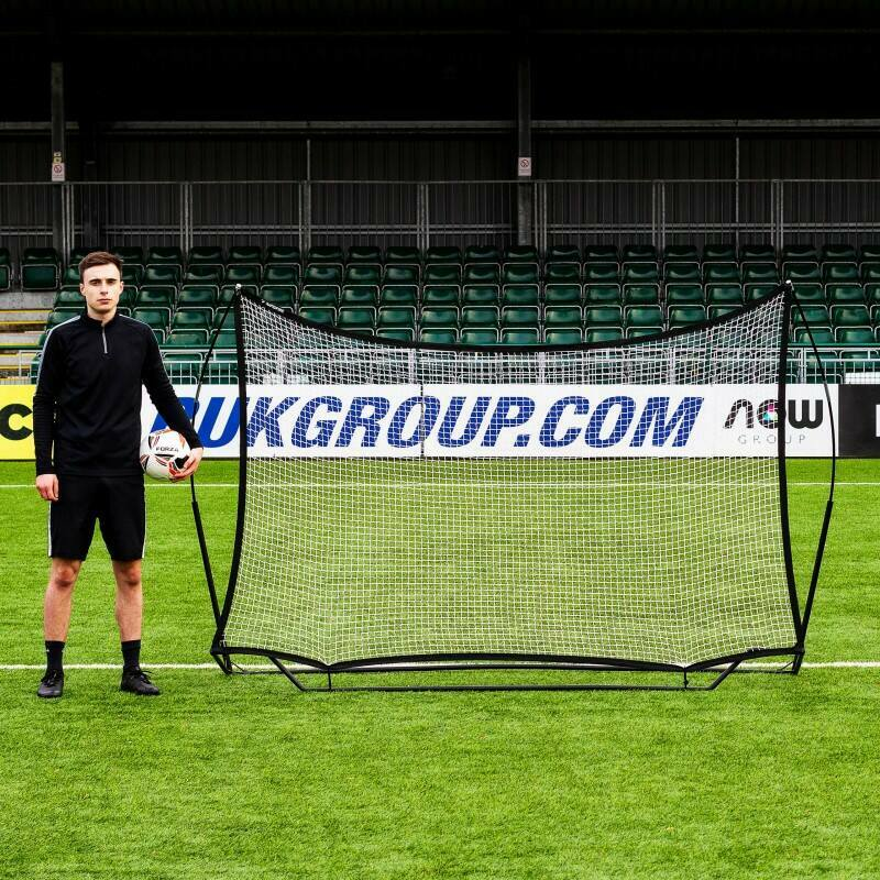 RapidFire Flash Pop-Up Cricket Rebounder | Net World Sports