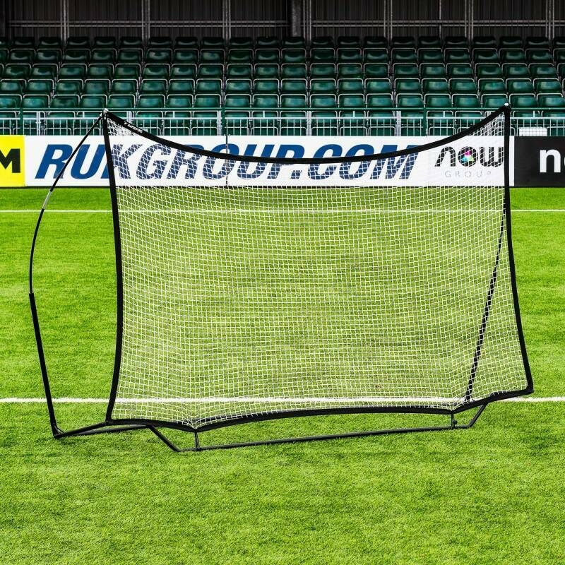 RapidFire Flash Pop-Up Rebounder | 8 x 5 Rebound Net | Net World Sports