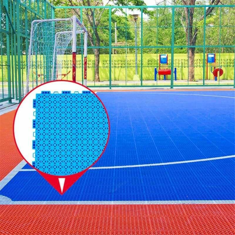 Handball Modular Floor Tiles System 2